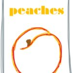 peaches in a can illustration and recipe Pasta Peach Chicken by Edie eats Food Blog by Edith Dourleijn
